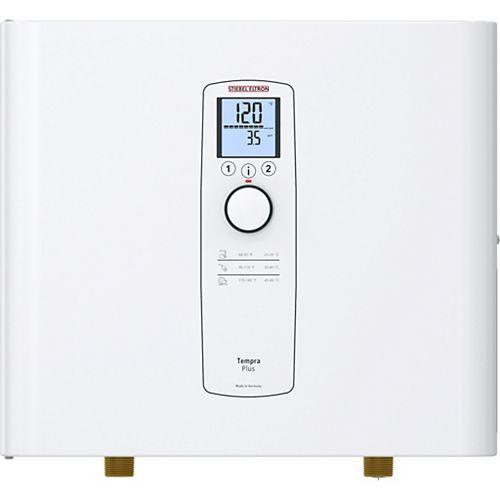 Tempra 15 Plus Advanced Flow Control and Self-Modulating 14.4 kW 2.93 GPM Electric Tankless Water Heater