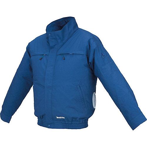 12-18V LXT CXT Fan Jacket XS, Grinding Work, Cotton