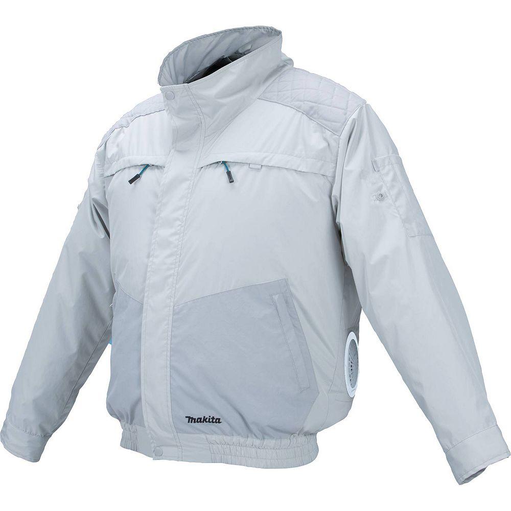 MAKITA 12-18V LXT CXT Fan Jacket M, Outdoor work, Polyester