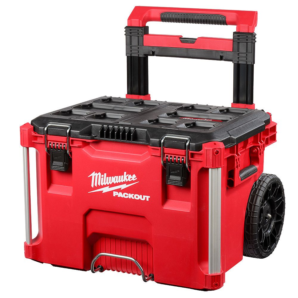 Milwaukee Tool PACKOUT 22-inch Rolling Tool Box