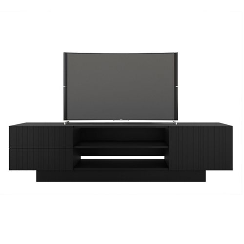 Galleri 72-inch TV Stand in Black