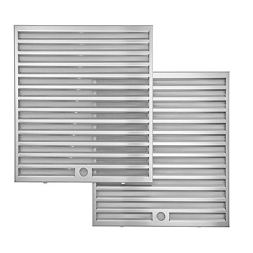Hybrid baffle filters for Broan and Nutone 30 inch range hood