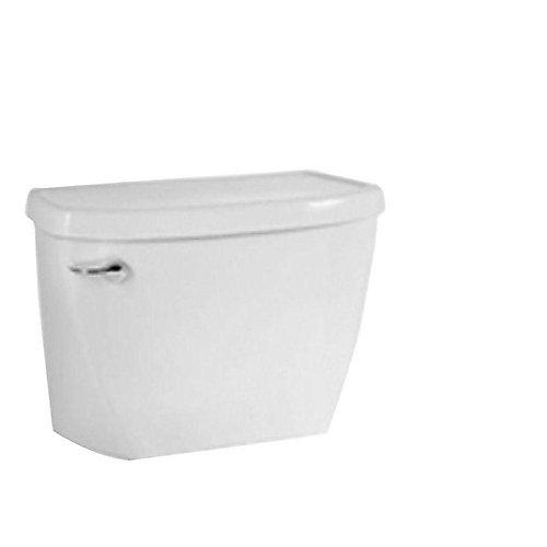 Yorkville Pressure-Assisted 1.6 gpf/6.0 Lpf Single Flush Toilet Tank Only in White