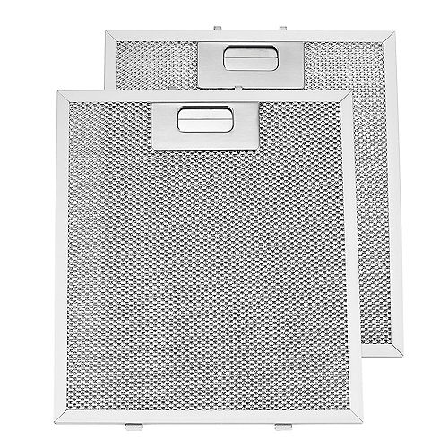 Aluminum replacement filters for  VJ603302SS chimney range hood