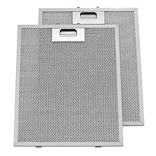 Aluminum replacement filters for  VJ70530SS chimney range hood