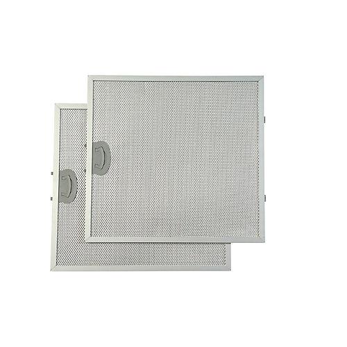 Filtres de rechange en aluminium pour hotte de cheminée EW5830SS