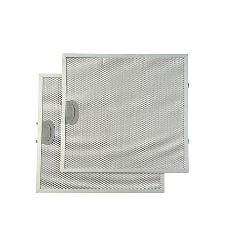 Aluminum replacement filters for  EW5830SS chimney range hood