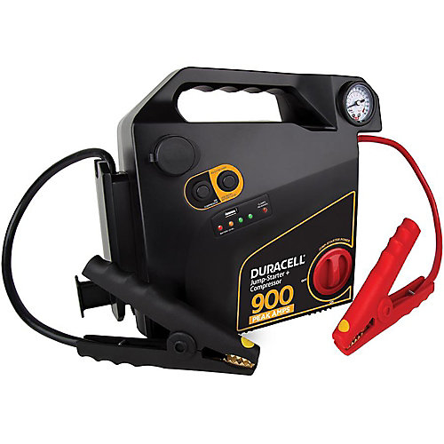 Démarreur + Compresseur 900 AMP