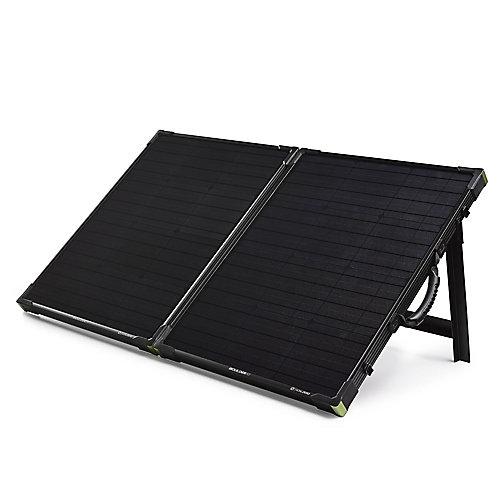 Boulder 100 panneau solaire mallette