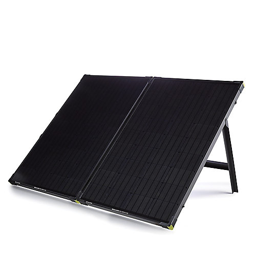 Boulder 200 panneau solaire mallette
