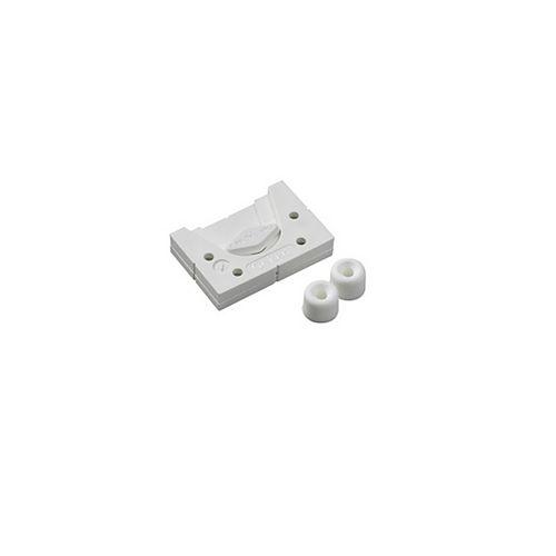 Wedge Hanger - Universal Fastener, White, 5,5lb