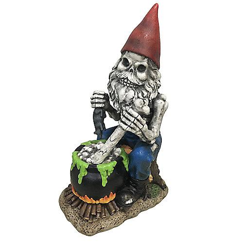 40,6 cm Gnome effrayant