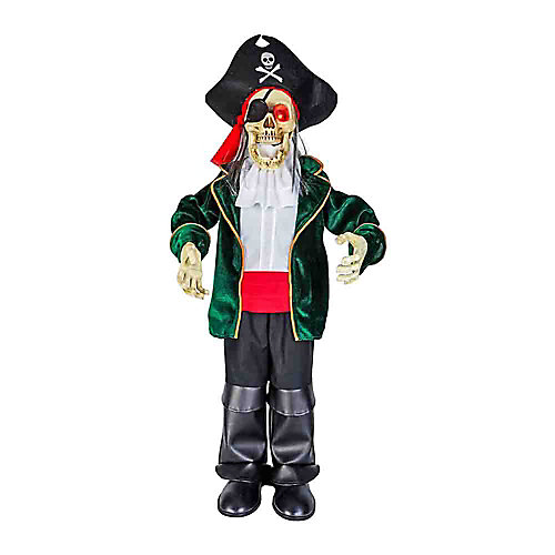 3 ft. Animated LED Pirate