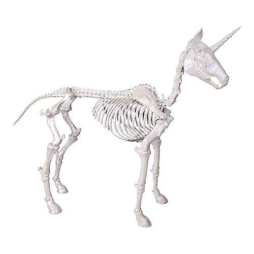 1,52 m Unicorne squelette à DEL