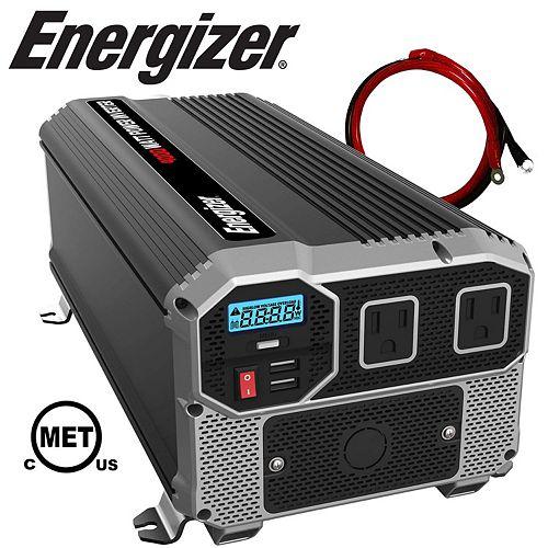 4000 Watt 12V DC to 120V AC Power Inverter