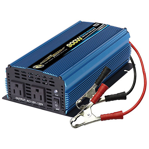 900 Watt 12V CC à 120V CA Onduleur