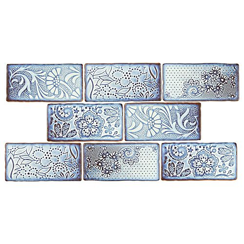 Antic Feelings Via Lactea 3-inch x 6-inch Ceramic Wall Tile (4 sq. ft. / case)