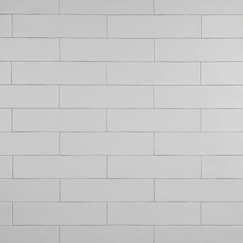 Chester Matte Bianco 3-inch x 12-inch Ceramic Wall Tile (5.5 sq. ft. / case)