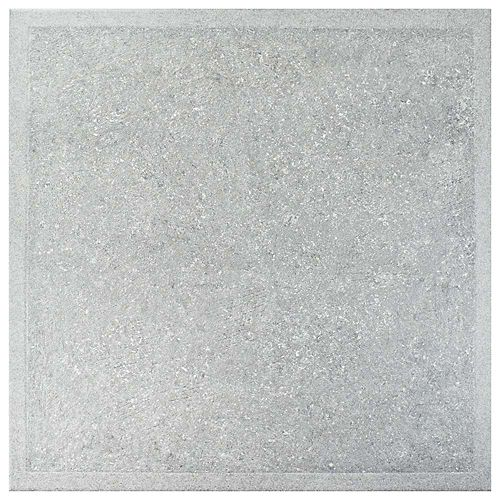 Geo Gris 19-3/4-inch x 19-3/4-inch Ceramic Floor and Wall Tile (16.67 sq. ft. / case)