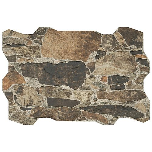 Rambla Arena 15-3/4-inch x 23-3/4-inch Porcelain Floor and Wall Tile (16 sq. ft. / case)