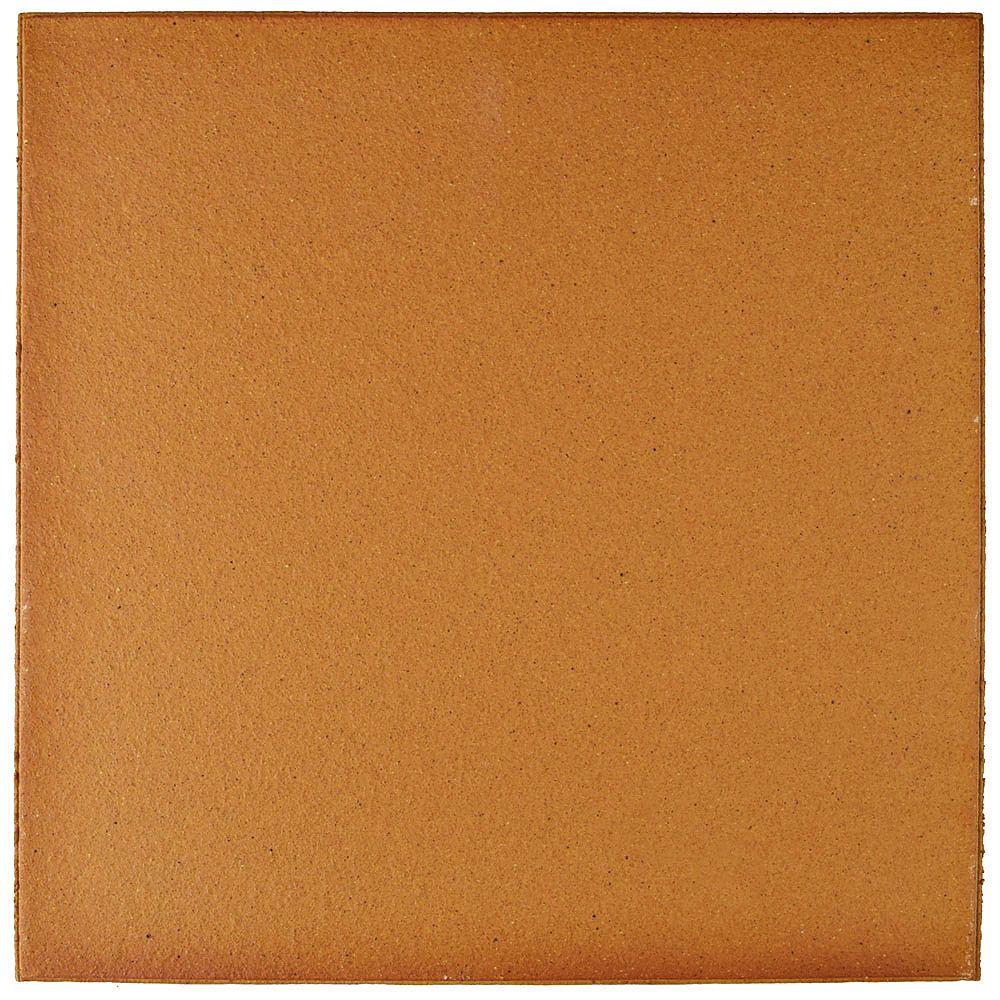 Merola Tile Klinker Natural 9-5/8-inch x 9-5/8-inch Ceramic Floor and Wall Quarry Tile (10.84 sq. ft. / case)