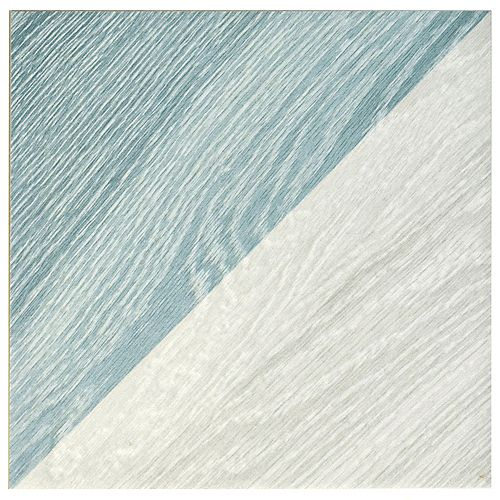 Taco Melange Blue 6-1/2-inch x 6-1/2-inch Porcelain Floor and Wall Tile (6.33 sq. ft. / case)