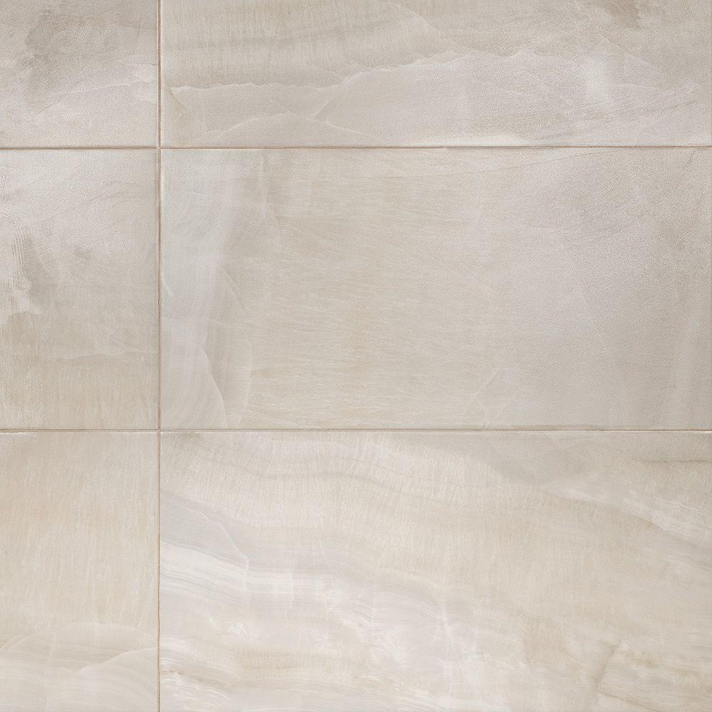 Carreau mur et sol en porcelaine 1000 100/100 po x 1004 100/100 po Dubai Pearl (1000,10  pi100/bte)