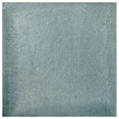 Merola Tile Rustic Gris 13-inch x 13-inch Porcelain Floor and Wall Tile (14.63 sq. ft. / case)