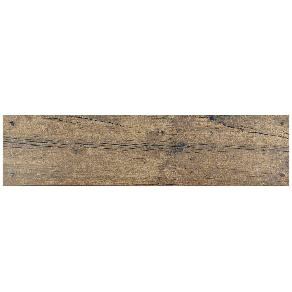 Merola Tile Cottage Brown 5 7 8 Inch X