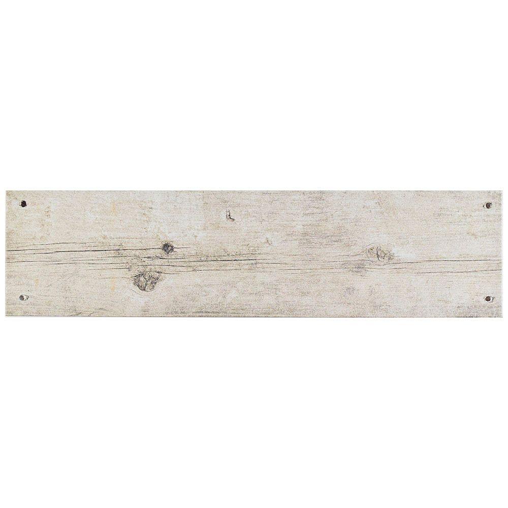 Merola Tile Cottage White 5 7 8 Inch X