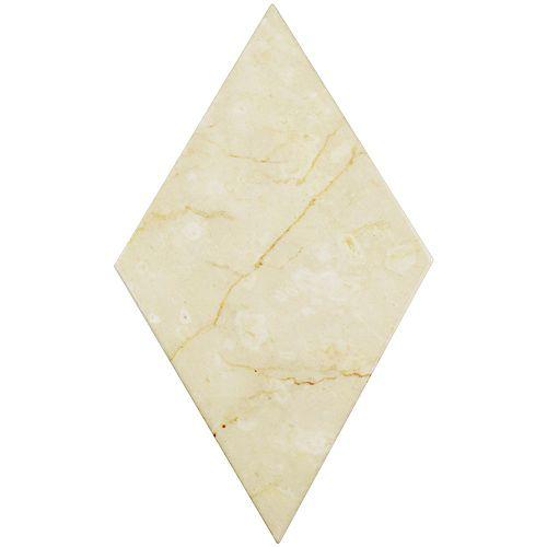 Aurea Flat Beige 6-3/4-inch x 11-3/4-inch Ceramic Wall Tile (6.55 sq. ft. / case)