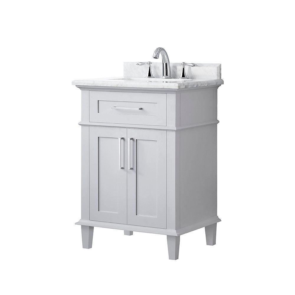 Home Decorators Collection Sonoma 24, Home Depot Bathroom Vanities 24 Inch
