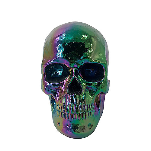 Oil Sleek Skull