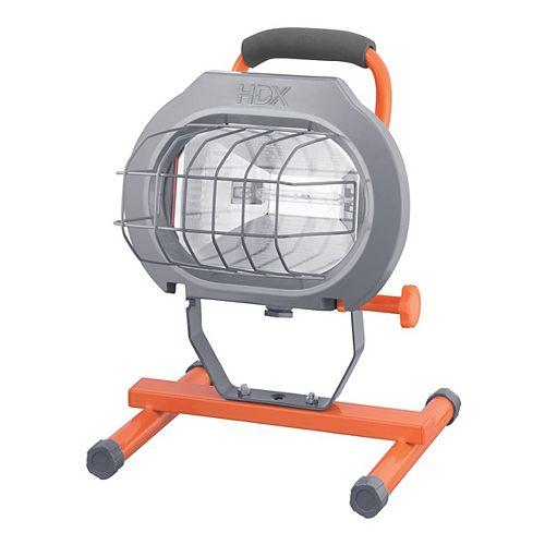 600Watt Portable Halogen Work Light