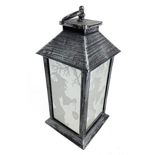 12.5 inch LED Lantern with Timer