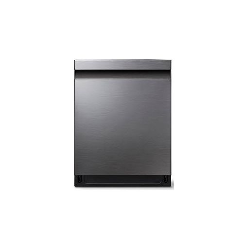 24-inch Top Control Dishwasher in Black Stainless Steel with Stainless Steel Tub, 39 dBA - ENERGY STAR®