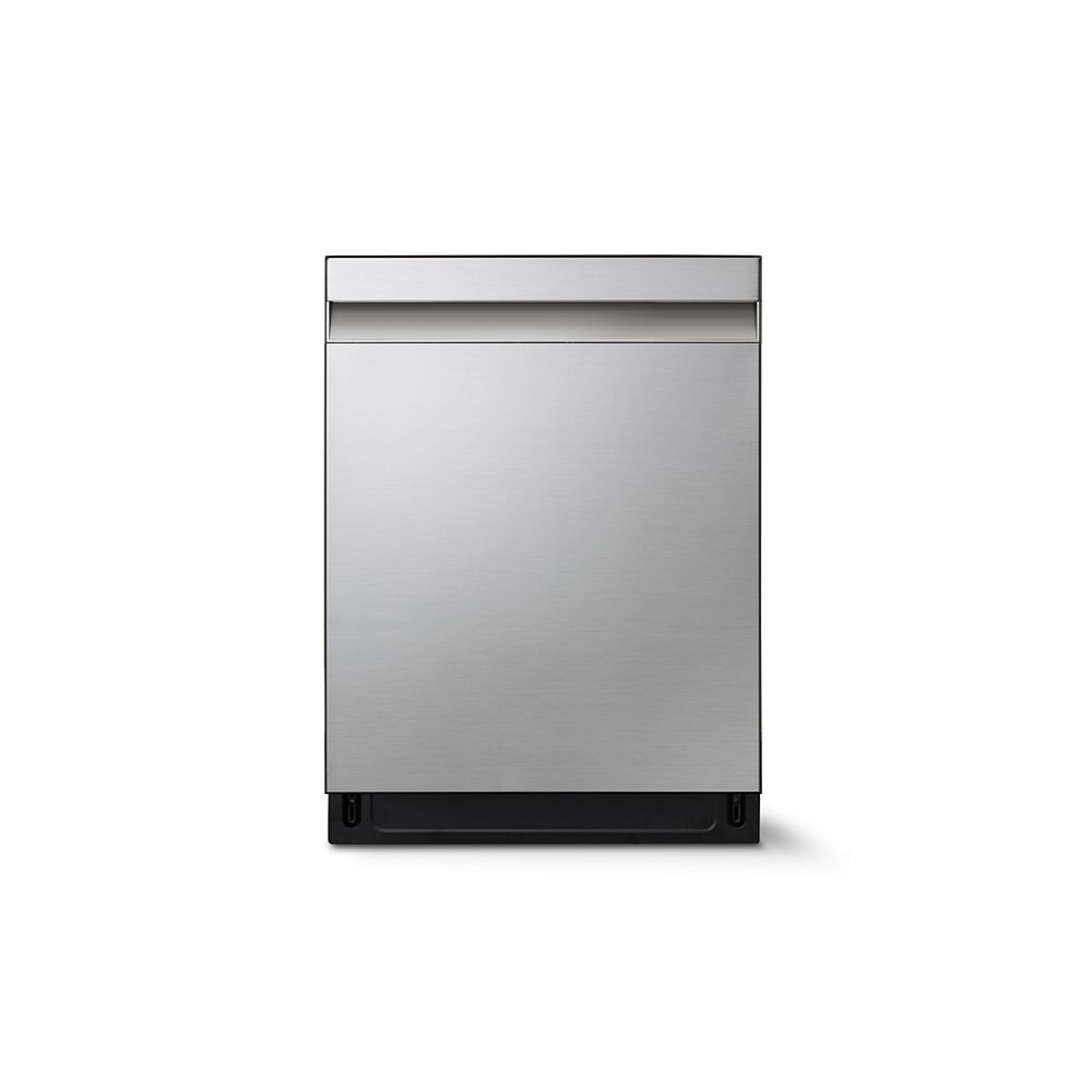 Samsung 24-inch Top Control Dishwasher in Stainless Steel with Stainless Steel Tub, 39 dBA - ENERGY STAR®