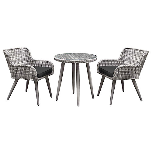 3-Piece Bistro With Cushions