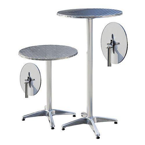 Adjustable Bar Table