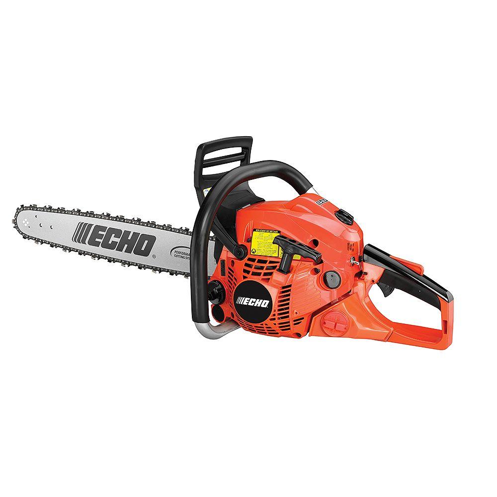 ECHO X Series 20-inch 50.2 cc Gas 2-Stroke Cycle Chainsaw