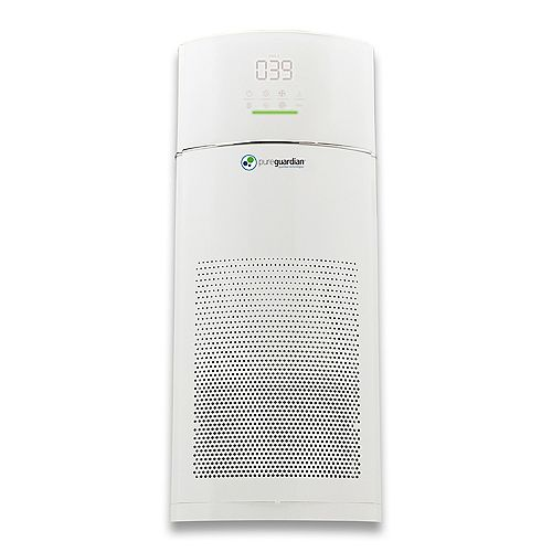 Tower Air Purifier Cleaning System