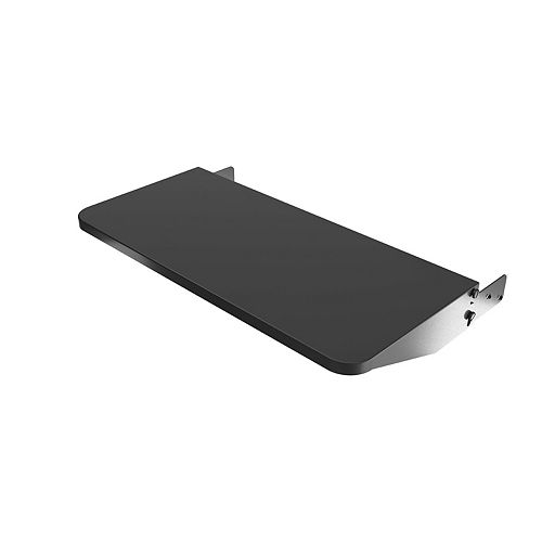 Tablette avant rabattable pour barbecue, grand