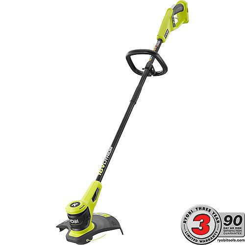 ONE+ 18V Lithium-Ion Electric Cordless String Trimmer (Tool Only)