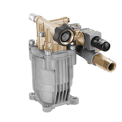 Laiton horizontal Laiton 3100 psi Pompe laveuse à pression maximale