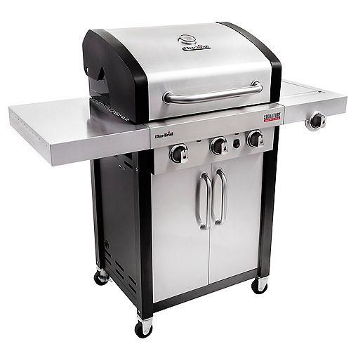Signature Series TRU-Infrared 3-Burner Gas BBQ