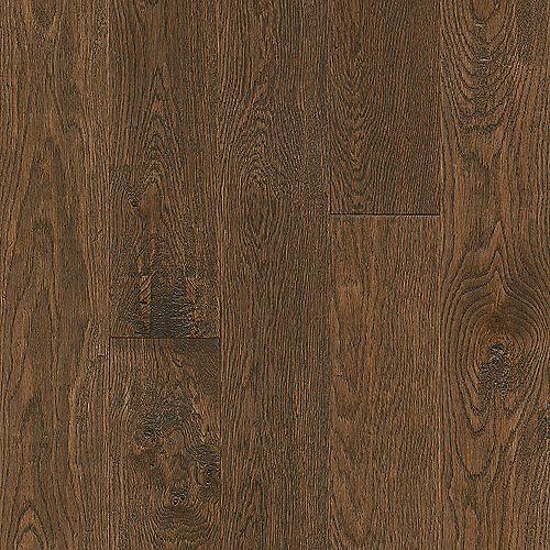 Bruce Oak Grained Butternut 3/4-inch T x 5-inch W x Varying L Solid Hardwood Flooring (23.5 sq.ft./case)
