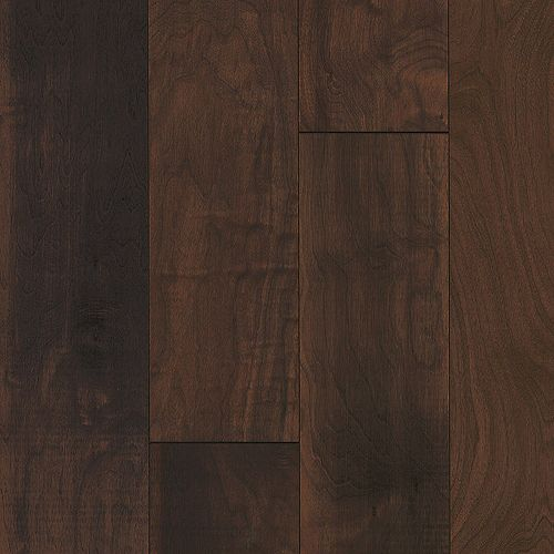 Walnut Fired Earth 1/2-inch T x 6-3/4-inch W x Varying L Eng. Hardwood Flooring (21.5 sq.ft./case)
