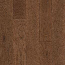 Oak Oakleaf Brown 3/4-inch T x 5-inch W x Varying L Solid Hardwood Flooring (23.5 sq. ft./case)