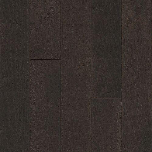 Oak Midnight Brown 3/4-inch T x 5-inch W x Varying L Solid Hardwood Flooring (23.5 sq. ft./case)