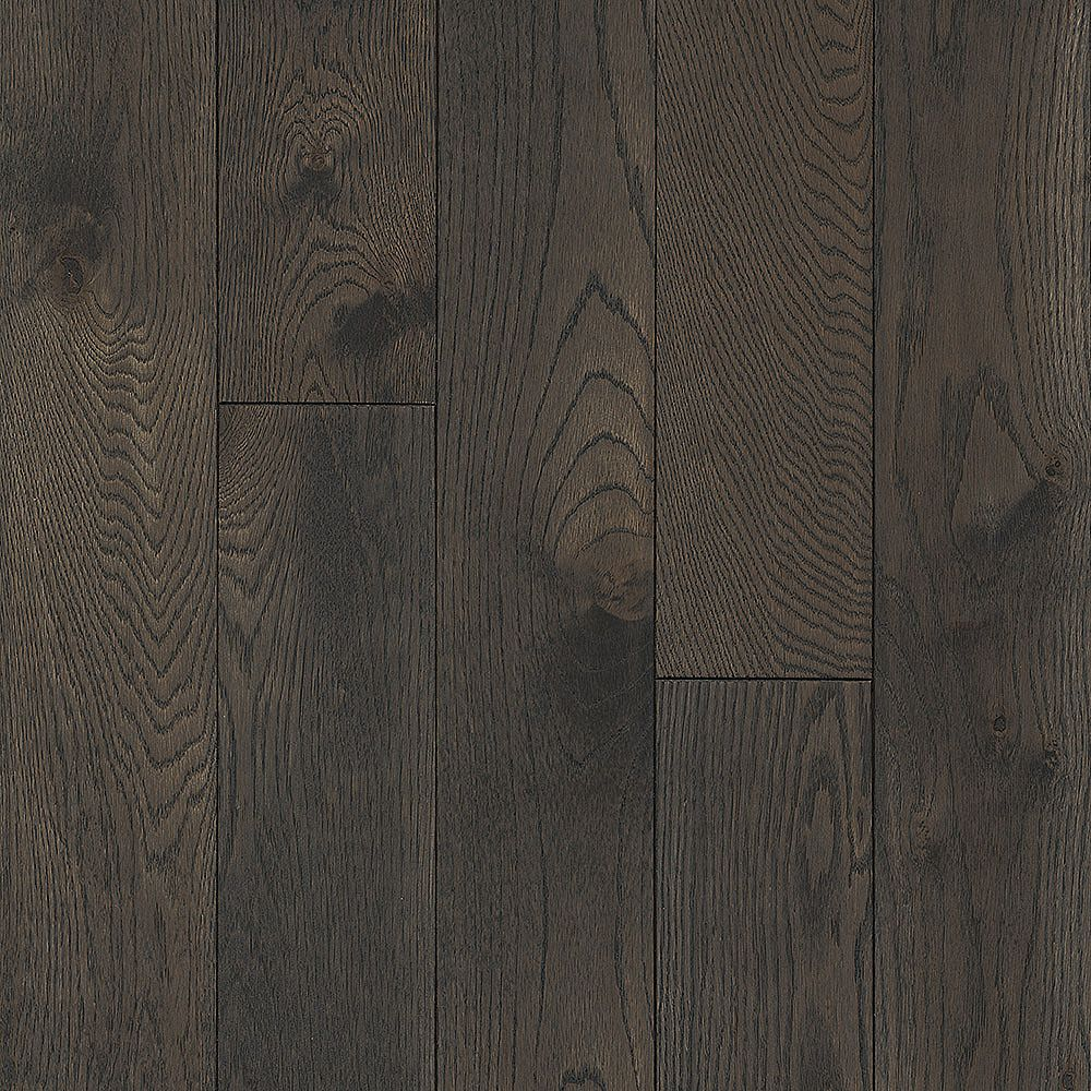 Bruce Oak Shadowy Gray 3/4-inch T x 5-inch W x Varying Length Solid Hardwood Flooring (23.5 sq.ft./case)